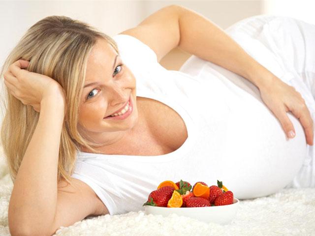 Какой должна быть диета беременной