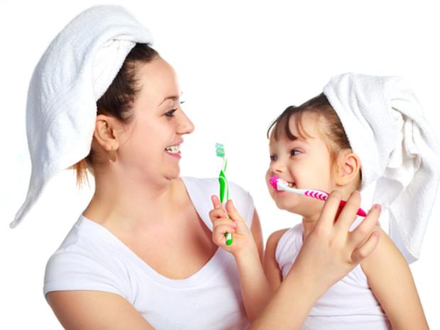 Уход за зубками малыша: советы