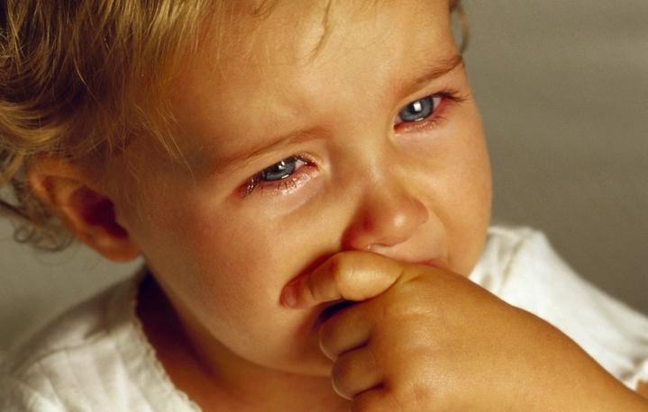 Почему малыш плачет: советы маме