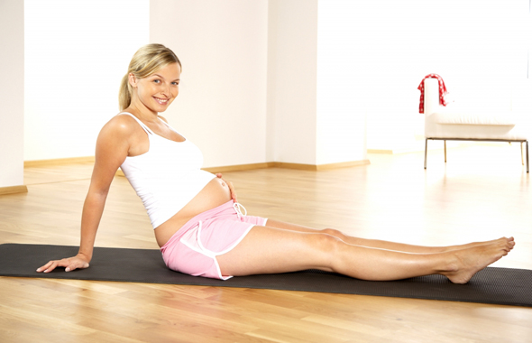 Гимнастика для беременных: советы