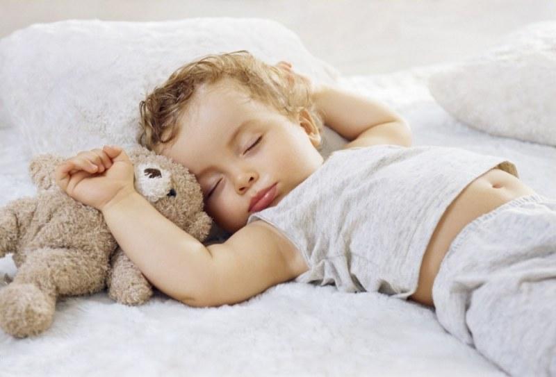 Регулярный дневной сон ключ к обучению детей