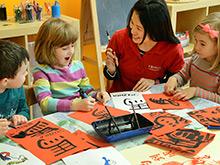 Дети, говорящие на двух языках, видят мир иначе