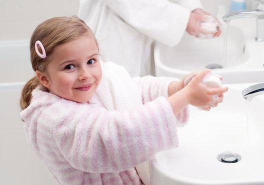Как формировать хорошие привычки малышей