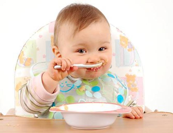 Особенности питания детей от года до семи лет