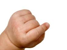 Дети могут научиться языку жестов по видео