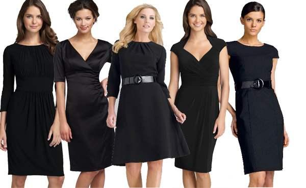 Черное платье — перезагрузка!