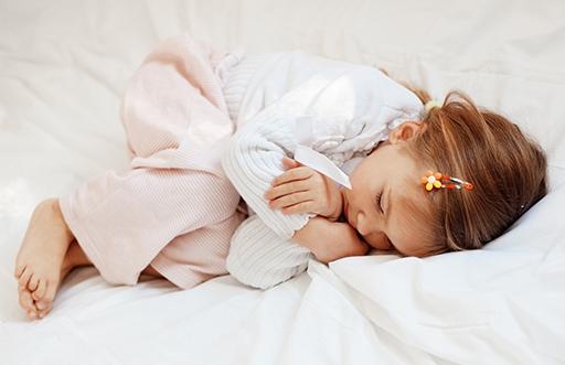 Как лечить детский лунатизм