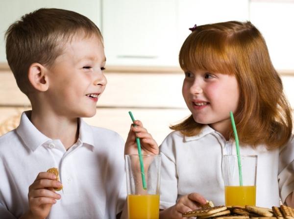 Введение соков в рацион ребенка: советы