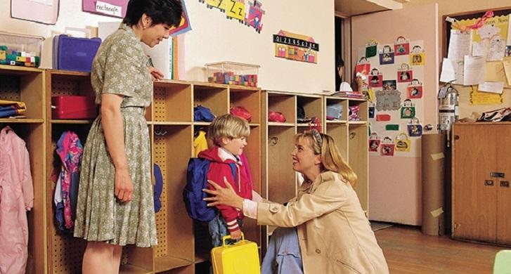 Как собрать ребенка в детский сад?