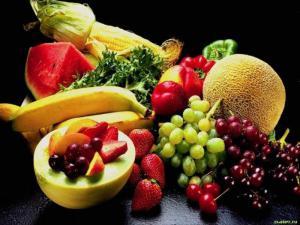 Основные принципы составления рациона кормящей матери