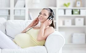 Музыка во время беременности: советы