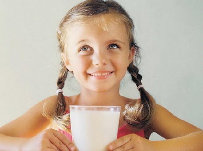 Сколько молока можно пить ребенку
