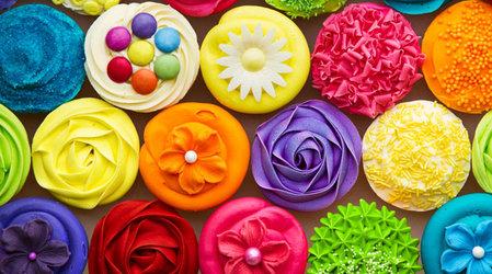 Пищевые красители для создания кондитерских шедевров