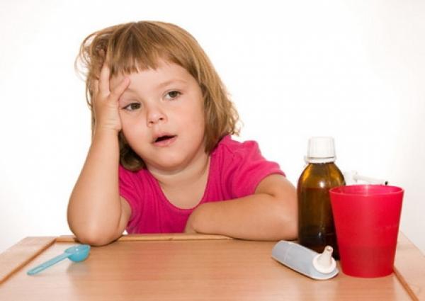 Ребенок часто болеет: что делать маме?