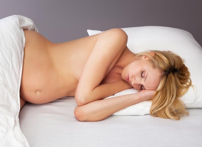 Сон во время беременности: советы