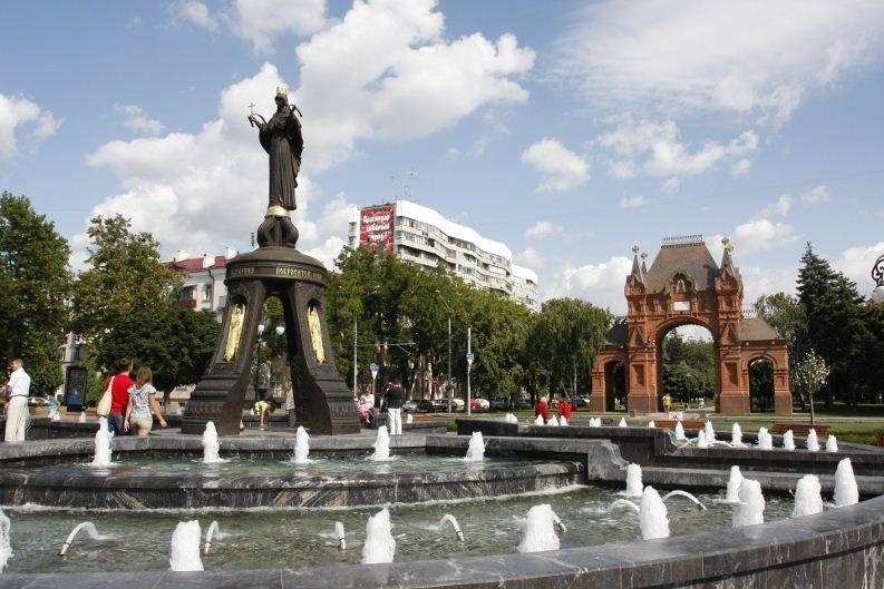 Краснодар – рекламный город