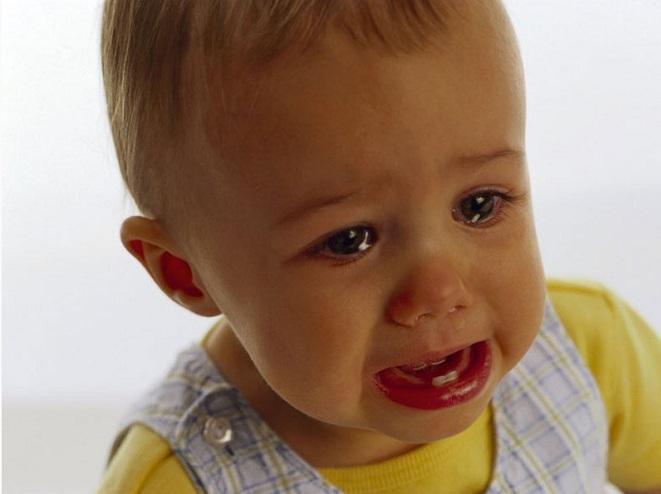 Народные средства против детского испуга