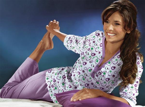 Женская пижама: эволюция и мода