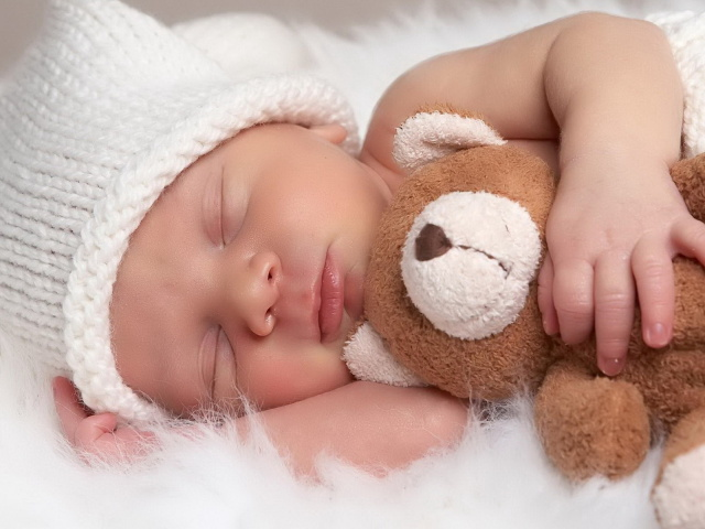 Младенцы способны воспринимать абстрактные фигуры и образы