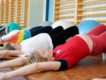 Врачи разрешили женщинам тренироваться на протяжении всей беременности