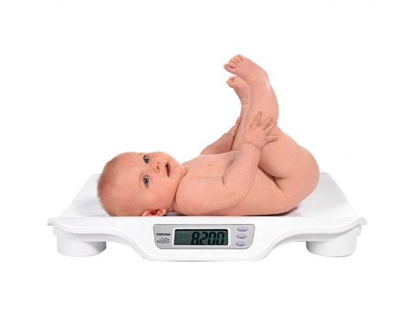 Быстрый рост веса у младенцев повышает риск астмы