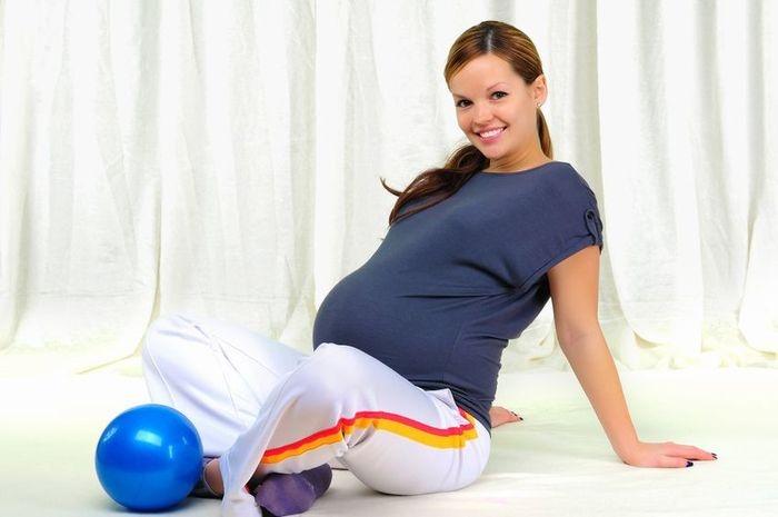 Упражнения при беременности благотворно сказываются на давлении будущего ребенка