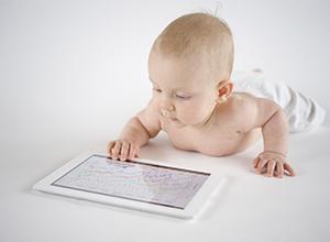 Ребенок и планшет – давать или запрещать?