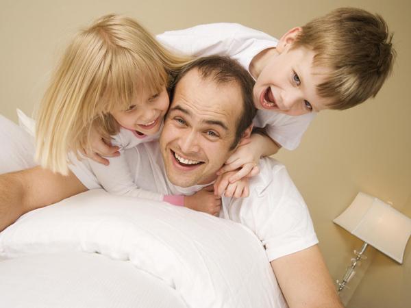 Первое исследование роли отца в воспитании ребенка