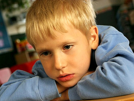 Зрачки ребенка подскажут вероятность развития депрессии