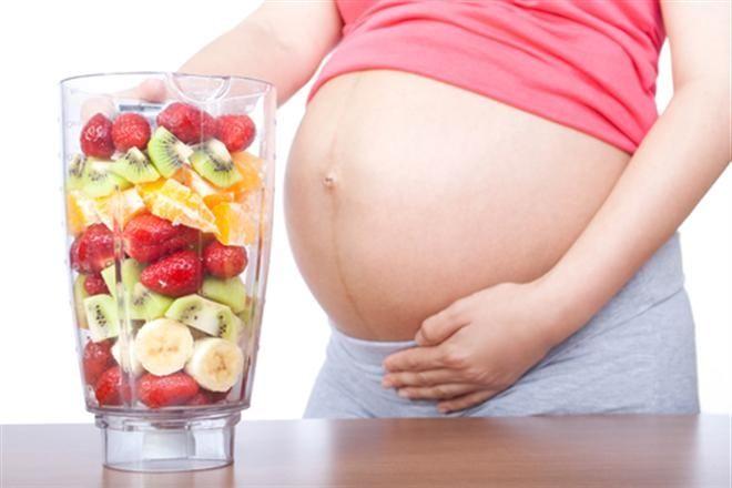 От питания матери зависит мозг ребёнка