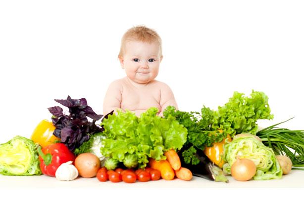 Вкусное и полезное питание для самых маленьких