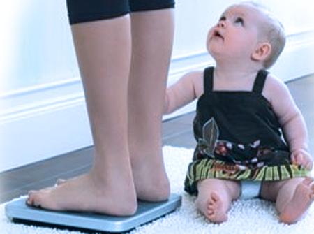 Похудеть после родов легко: советы