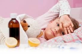 Дети и простуда