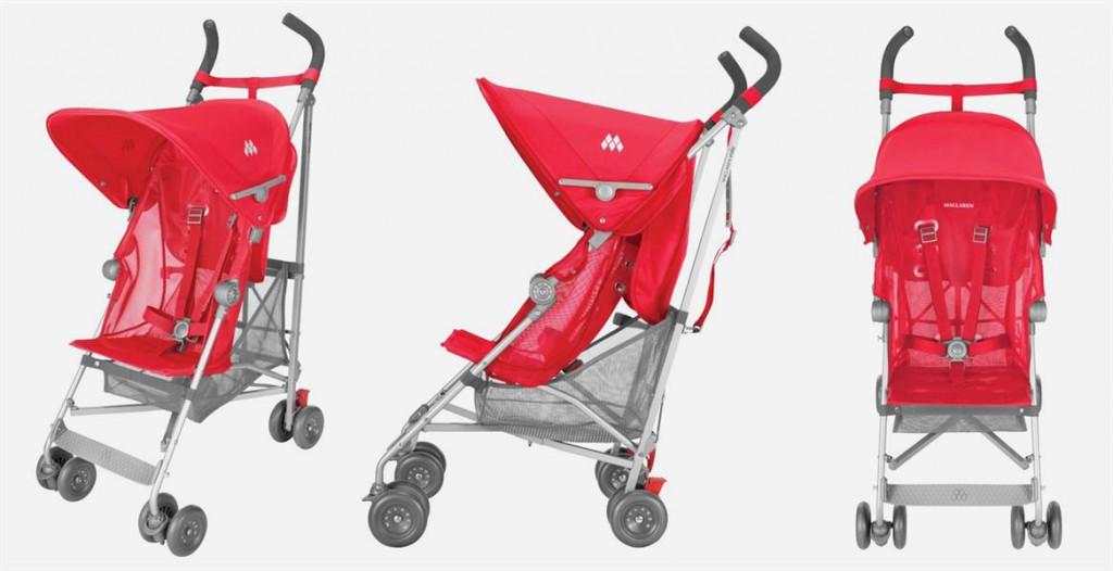 Детские сидячие коляски