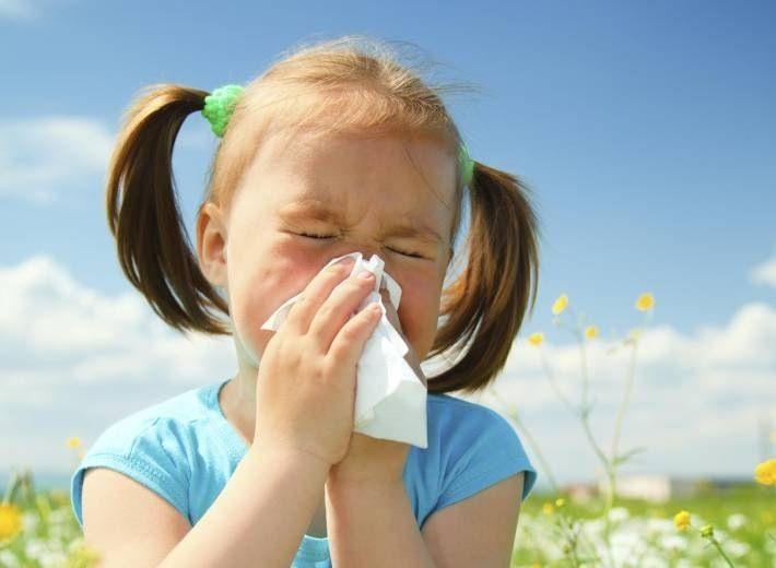 Чем опасна аллергия для детей