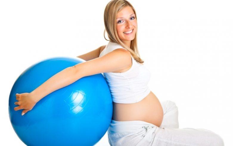 Упражнения на пресс во время беременности