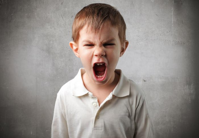 Ученые разобрались с детской агрессией