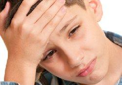 Дети часто страдают от головных болей