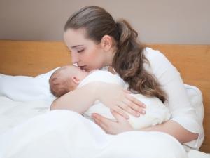 Правильное питание матери снижает вероятность болезней сердца у ребенка