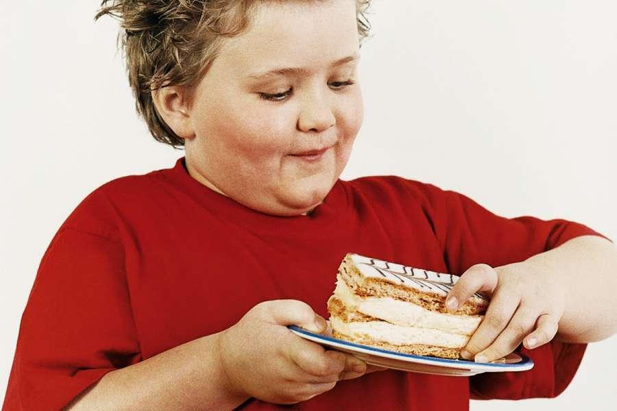 Родители виноваты в ожирении детей