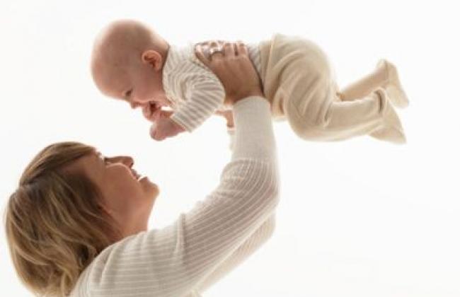 Чем взрослее мама, тем здоровее рождается ребенок