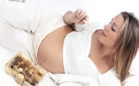 Почему шоколад обязательно должен присутствовать в рационе беременных женщин