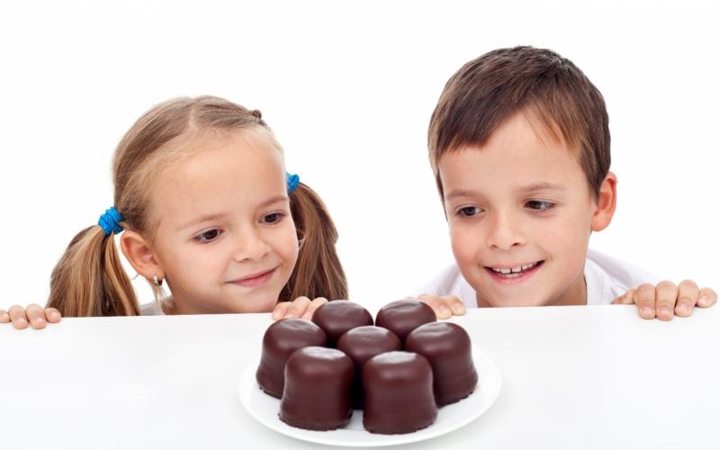 Сахар и поведение детей