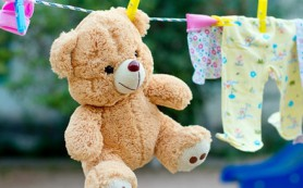 Советы по уходу за детскими игрушками