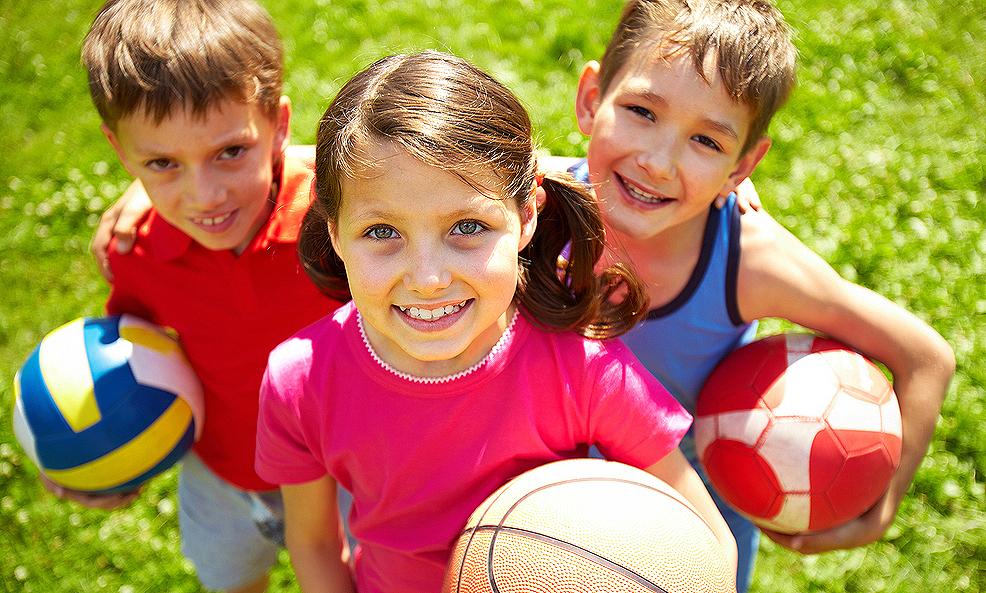 Психологи рассказали, как приучить детей к спорту