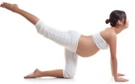 Американские эксперты рекомендуют беременным йогу!