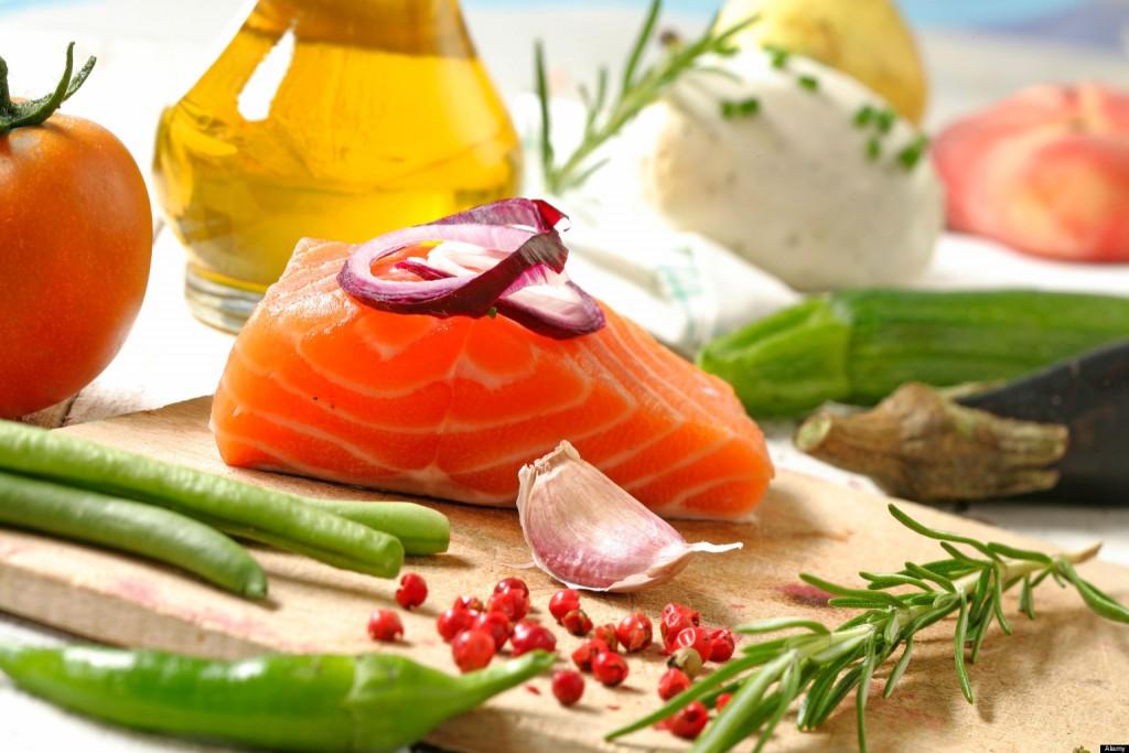 Средиземноморская диета способствует ЭКО беременности