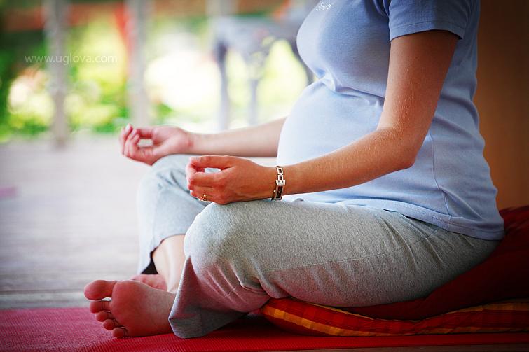 Йога для беременных: советы