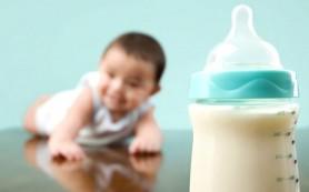 Грудное молоко улучшает развитие детского мозга