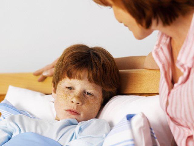 Когда у ребенка болит спина